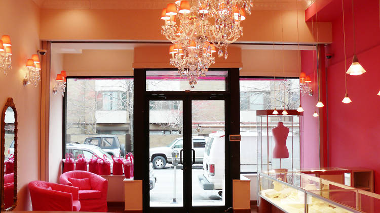 Helen Ficalora is one of the best jewelry stores in Chicago.