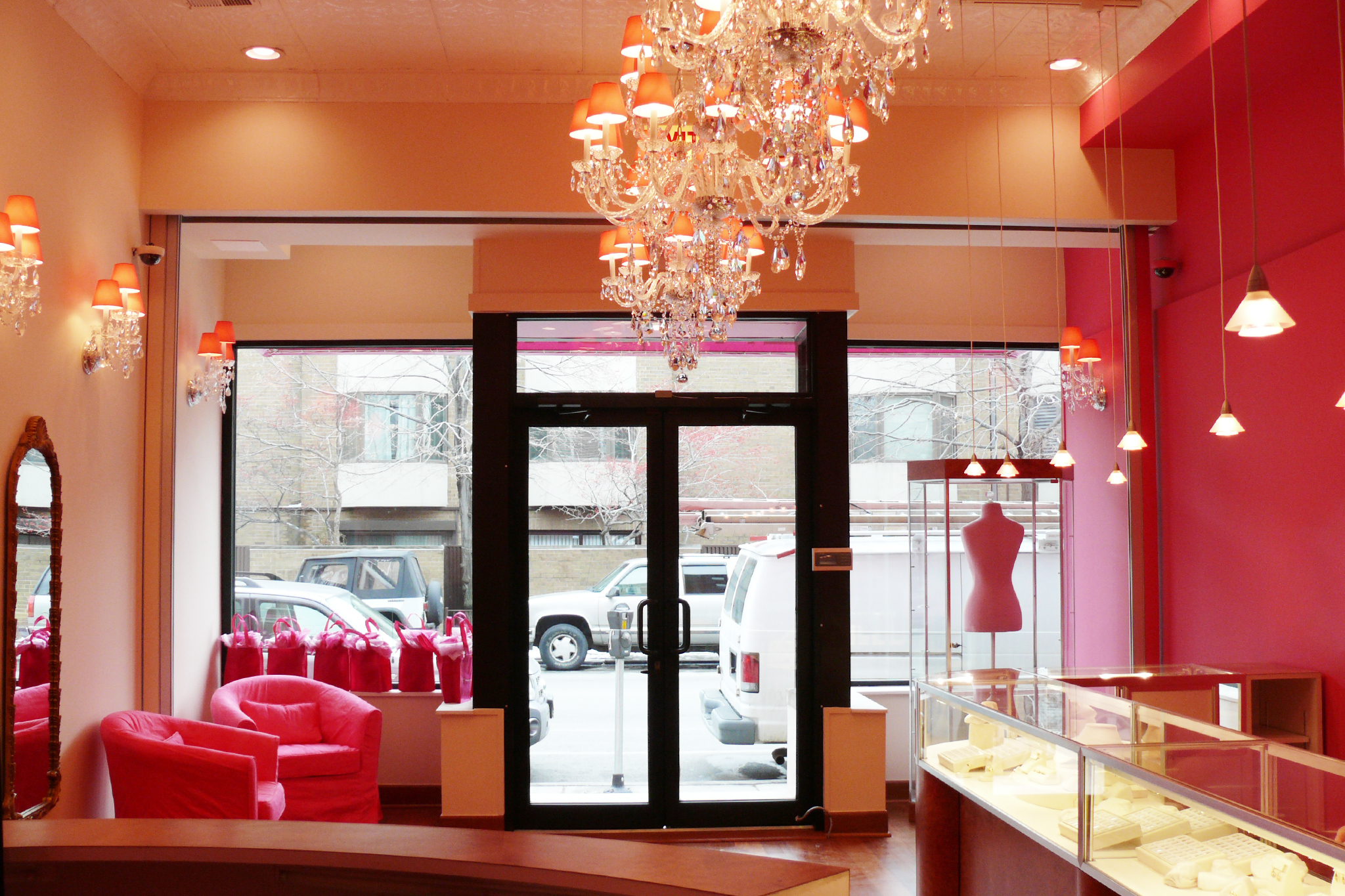 The top jewelry stores