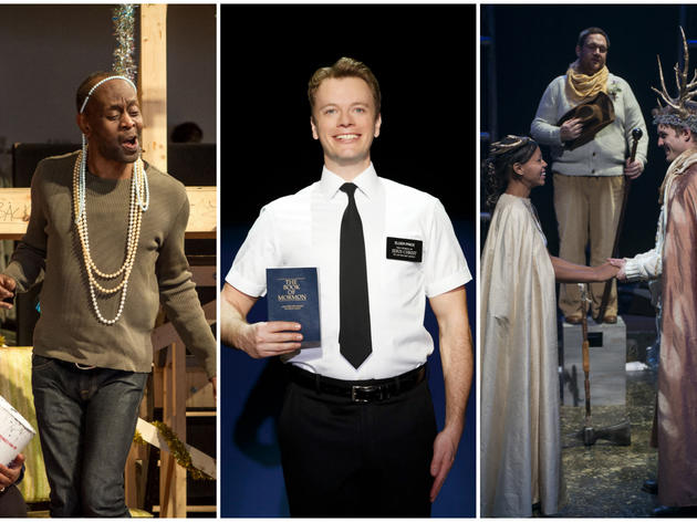 15 theater shows to see this winter