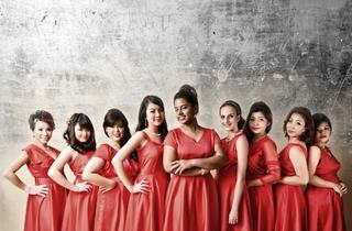 The Opera Bridesmaids