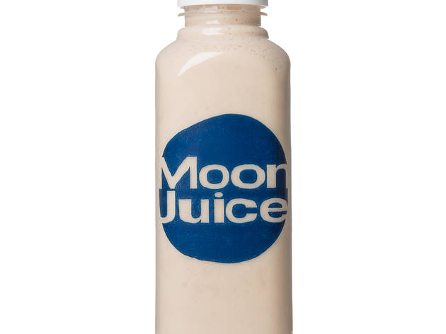 Walnut milk at Moon Juice