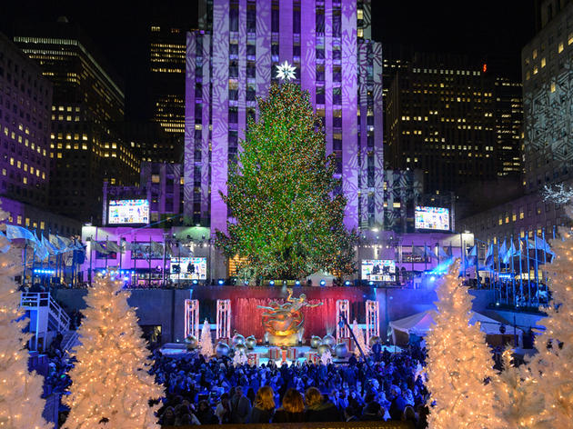 Christmas Ny 2019.Nyc Events In December 2019 Including Holiday Markets And More