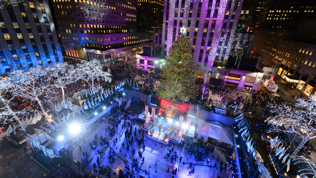 NYC events in December 2017 including holiday shows and markets