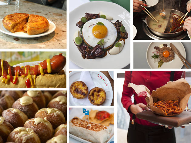 100 best dishes in london 2014