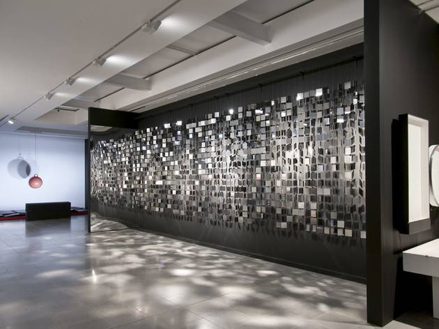 Julio Le Parc (Exhibition view)