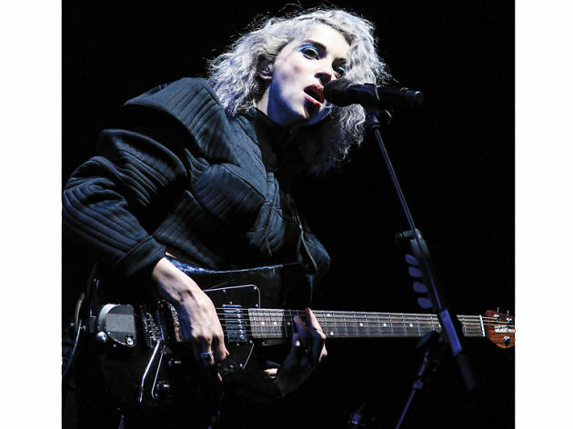 St Vincent at Primavera Sound