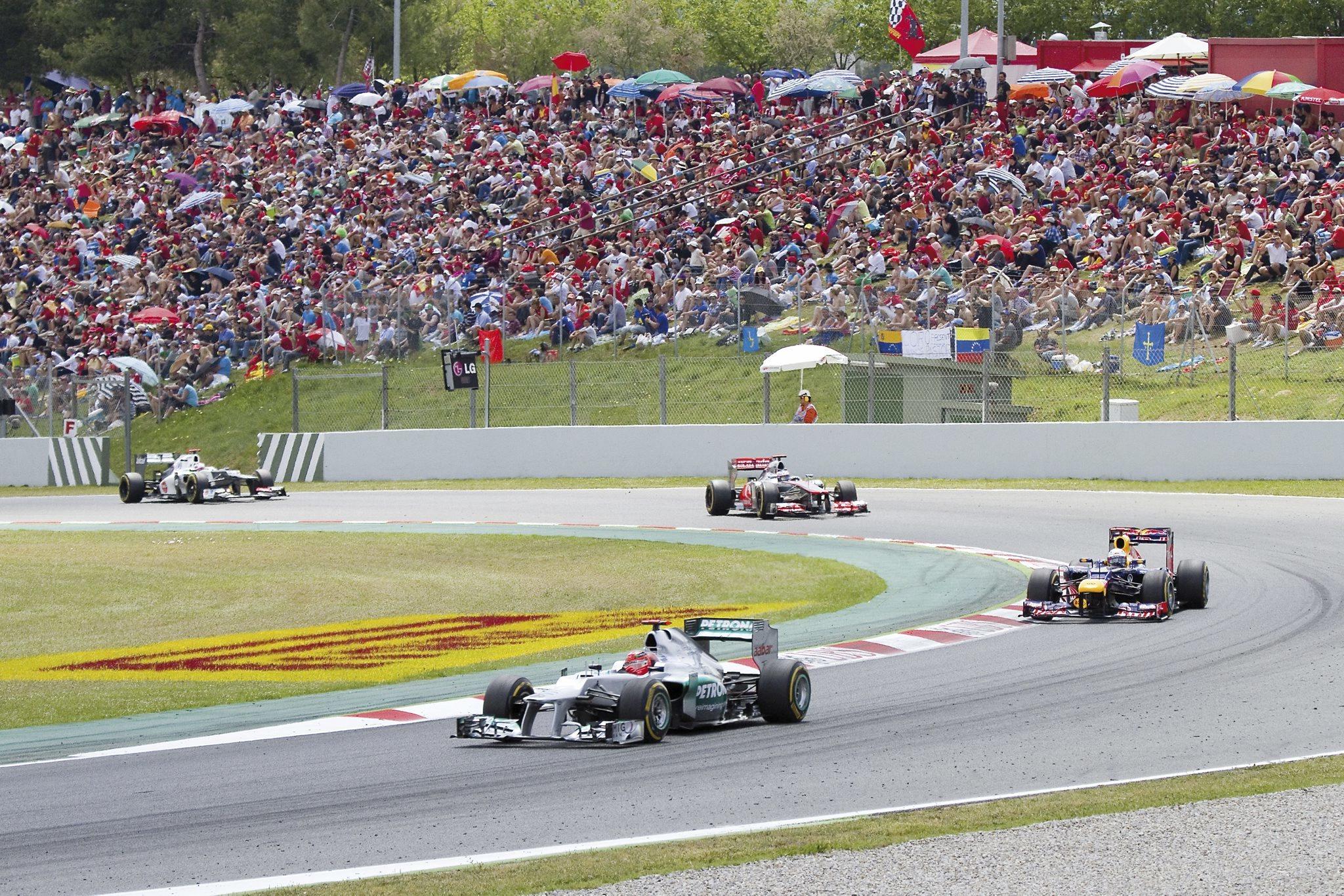Gran Premi d'Espanya Santander de Formula 1
