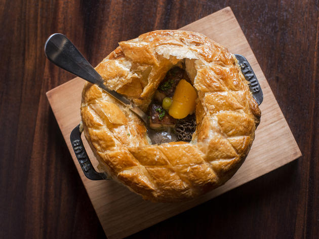 NoMad Bar