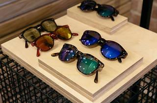 Sunglasses at Lambert's Yard