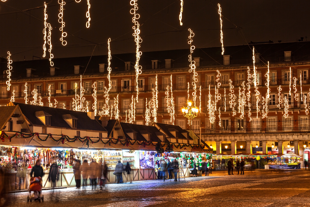Christmas Market in Prague Copyright Vlasta Juricek