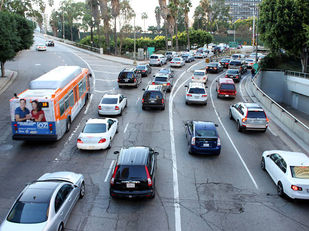 Is LA Mobile Enough to Be a Global City?