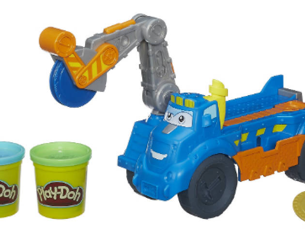 Buzz Saw-Play Doh