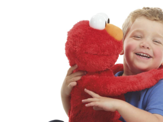 Elmo Grandes Abrazos