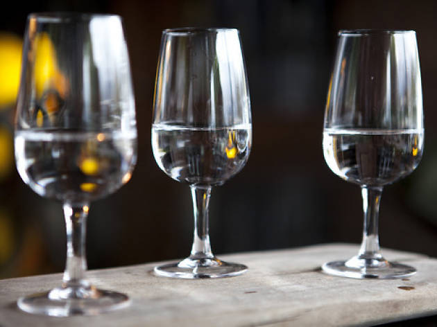 The Proper Hosts Gin Tasting Event