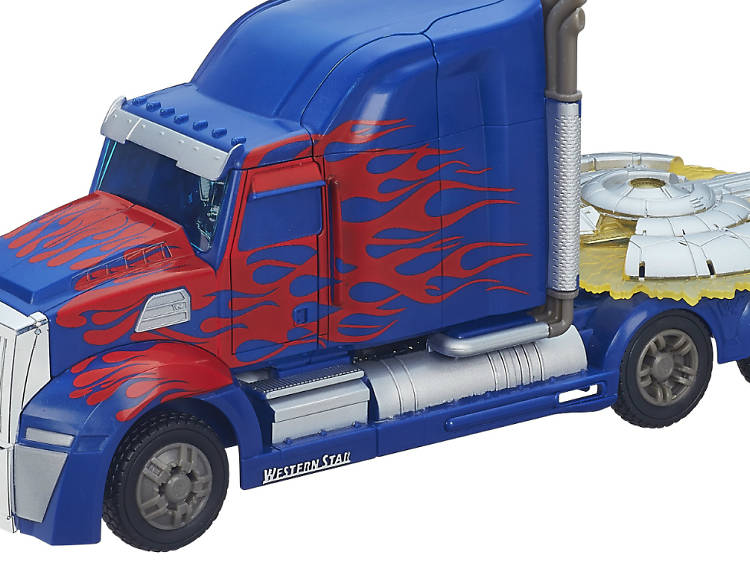 Transformer Optimus Prime
