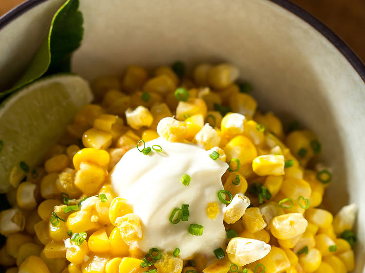 Corn at Tuome