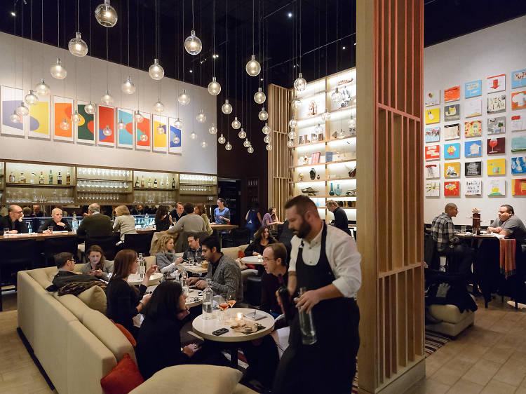 Aldo Sohm Wine Bar, NYC