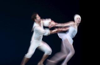 Mikhail Baryshnikov ('Untitled #24', 2010)