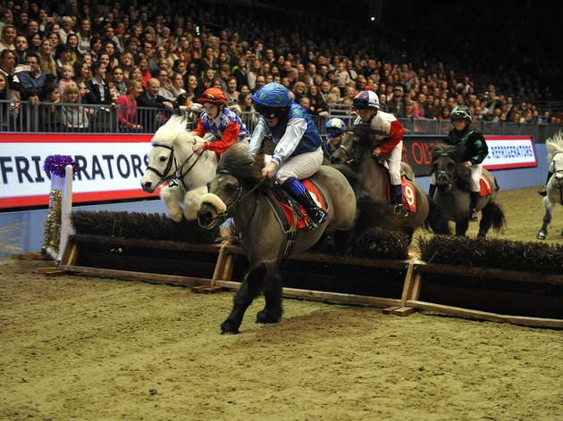 Olympia The London International Horse Show Things To Do In London