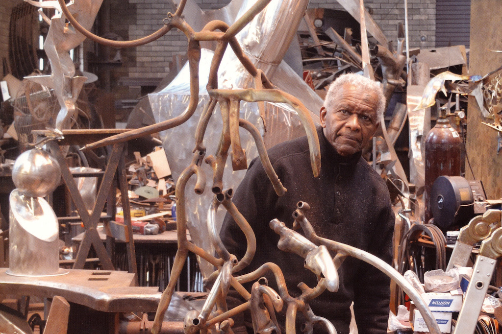 """""""Richard Hunt: Sixty Years of Sculpture"""""""