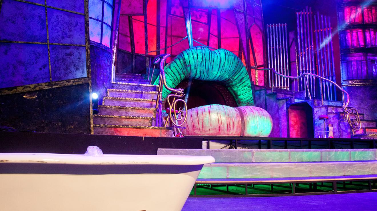 Teatro en Polanco