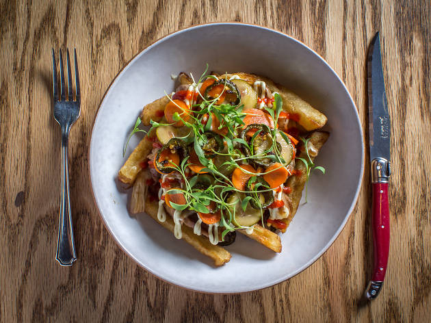 THE GORBALS poutine