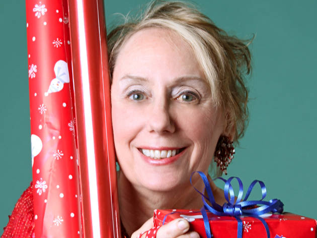 Mink Stole: It's Merry Christmas, Dammit!