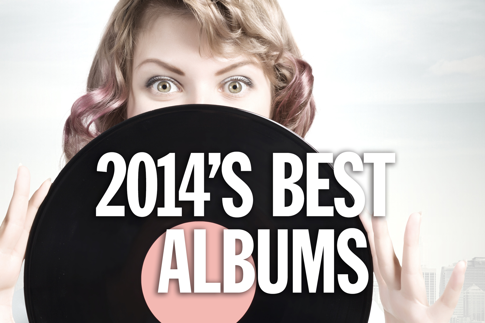 The 20 best albums of 2014