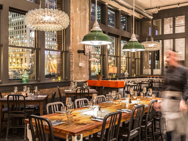 The Kitchen | Restaurants in River North, Chicago