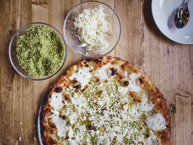 The 100 best dishes in New York City 2014: Best pizza