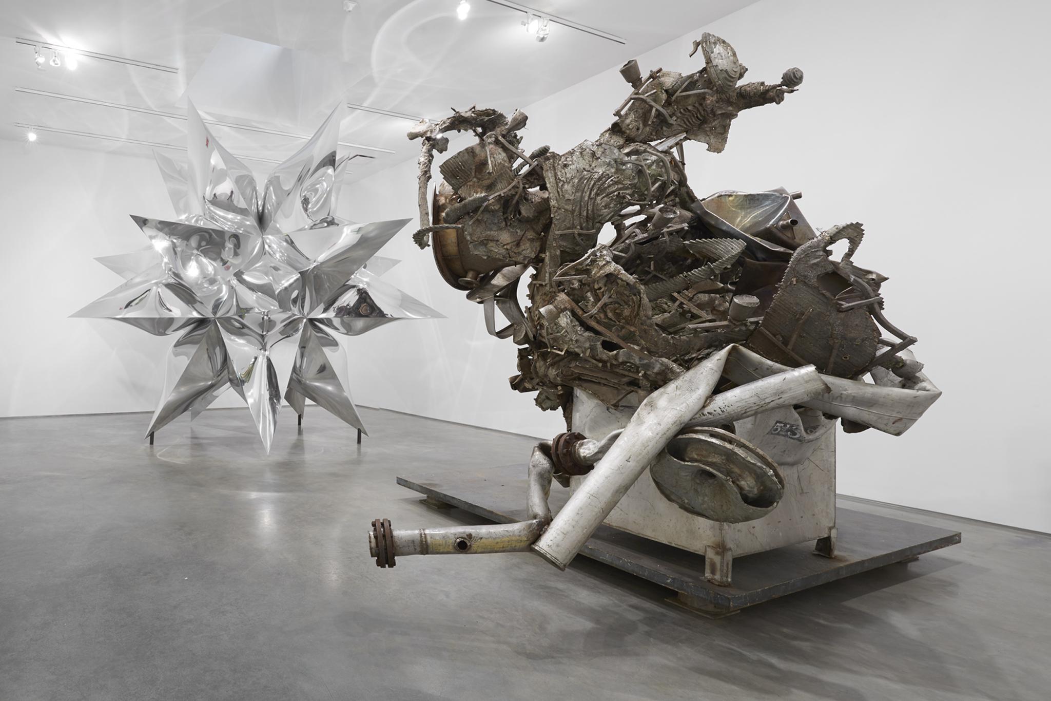 Frank Stella Quot Sculpture Quot Art In New York