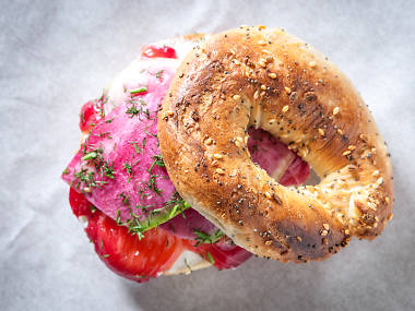 Where to Find the Best Bagels in NYC