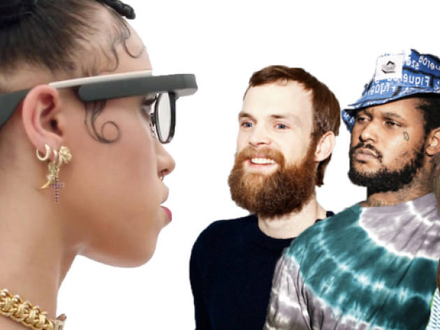 FKA Twigs, Todd Terje, Schoolboy Q and Angel Olsen look like the best albums of 2014 to us.