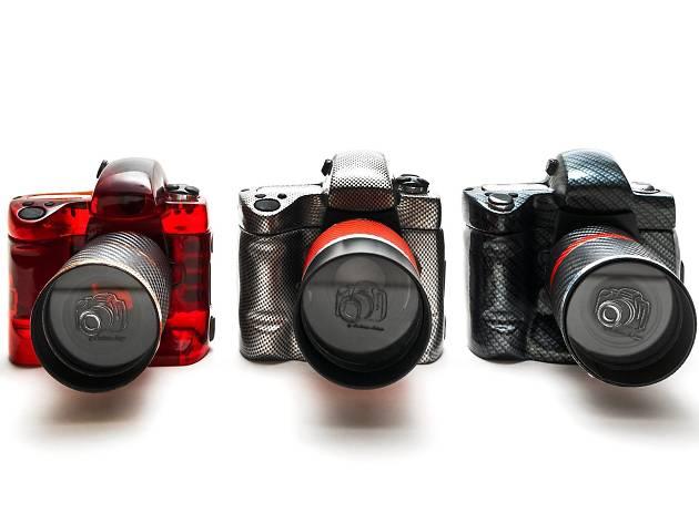 Steampunk Cameras