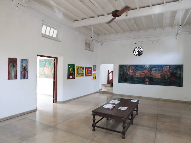 The Barefoot Gallery