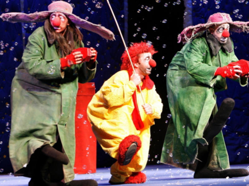 Win tickets to Slava's Snow Show and a hotel stay