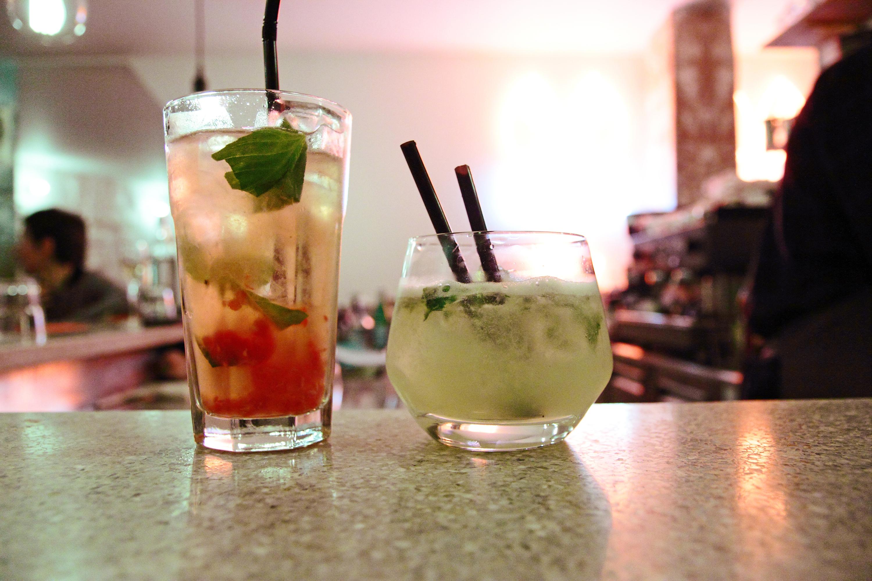 Les Pinces restaurant homard cocktails