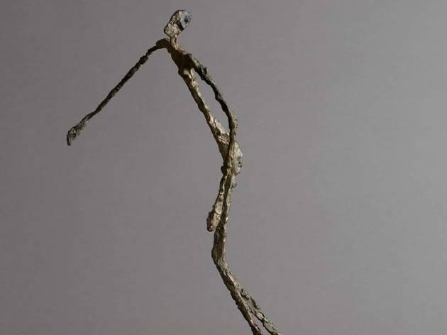 (Alberto Giacometti, 'Homme qui chavire', 1950 / Courtesy de la Fondation LVMH)