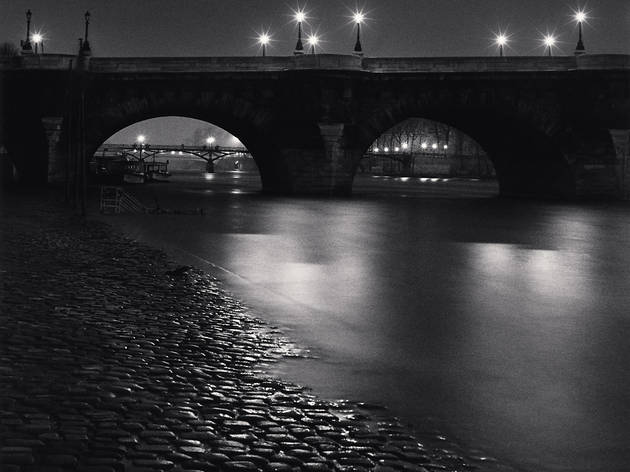(Michael Kenna, 'Pont Neuf, (Merci Brassai)', Paris, France, 1992 / © Michael Kenna / Musée Carnavalet)