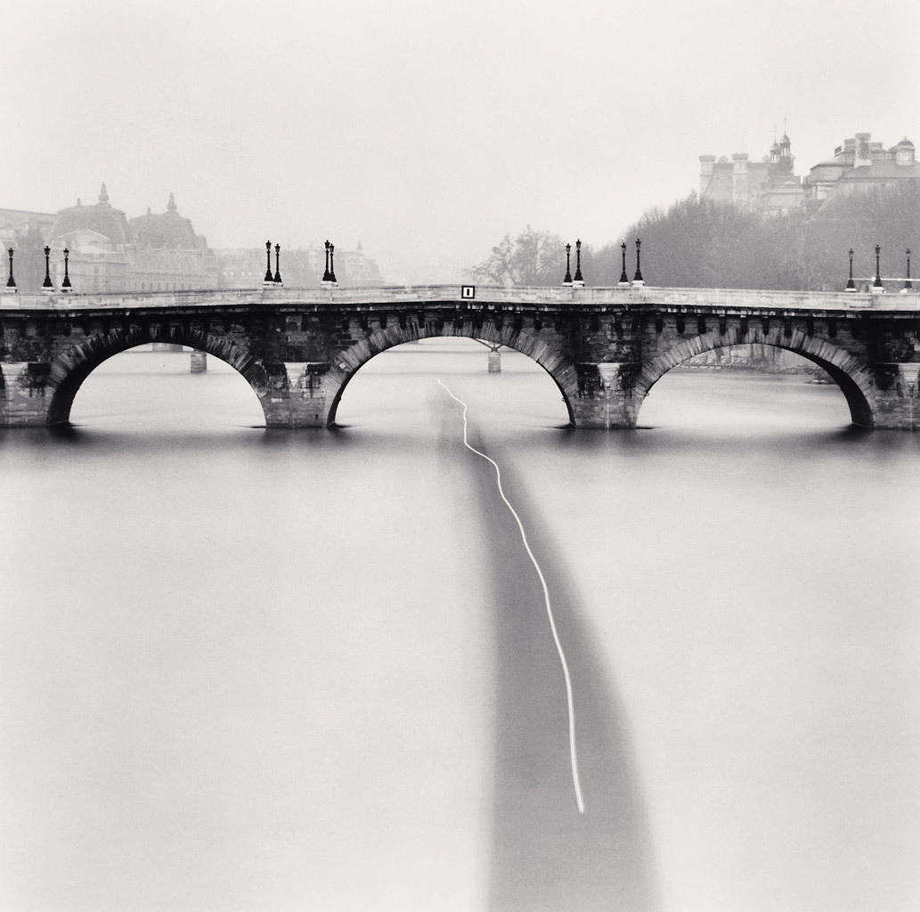 Paris vu par Michael Kenna