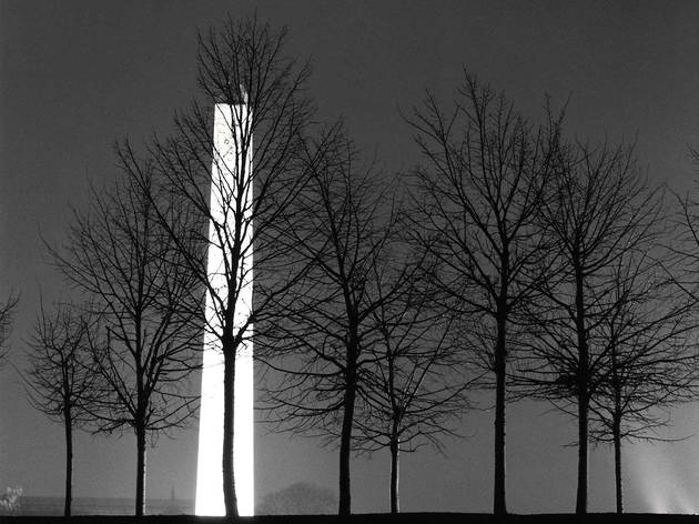 (Michael Kenna, 'Place de la Concorde, Study 2', Paris, France, 1988 / © Michael Kenna / Musée Carnavalet)