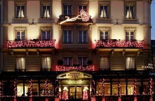 Hotel d'Angleterre Christmas Market