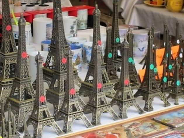 Les puces de Paris