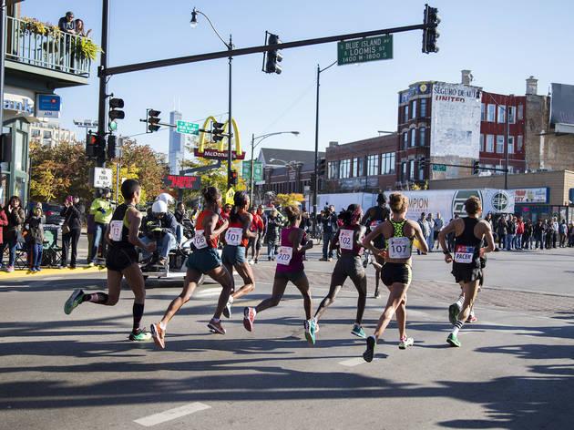 Chicago Marathon 2014