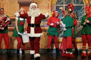Santa Claus y la carta misteriosa