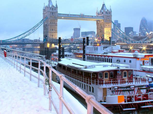 Navidad en Londres: Primera parte Image