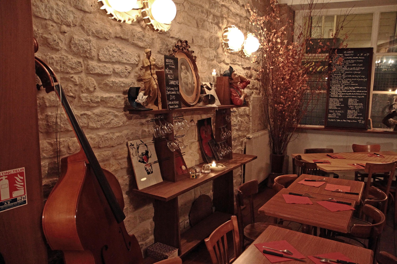 Restaurant L'Agence bar à vin