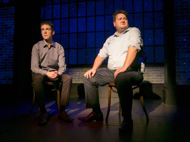Panic on Cloud 9 at The Second City