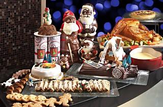 Chatz Brasserie Christmas buffet