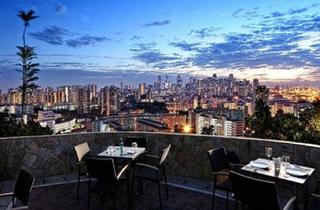 Faber Peak Sky Dining